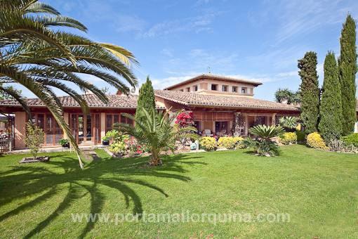 Cottage à Pina