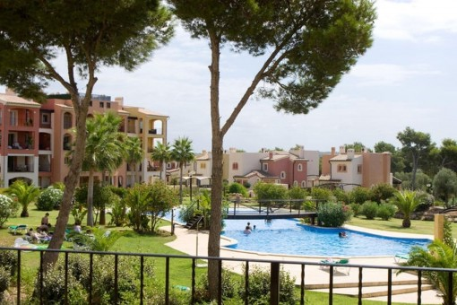 High quality 3-bedroom apartment close to the beach in exclusive residence