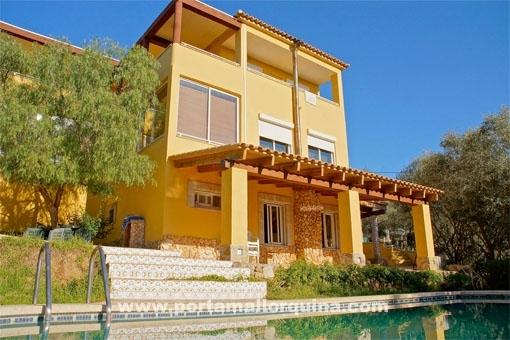 Villa à S'Aranjassa