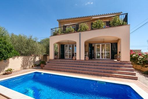 Villa à Cala Santanyi