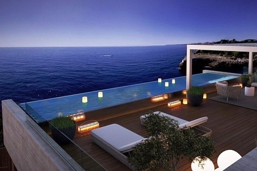 Fantastic sea views
