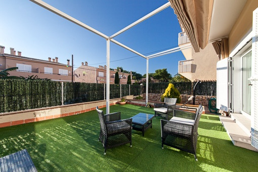 Beautiful house in calm location of Colonia Sant Jordi only 300 m away from the beach