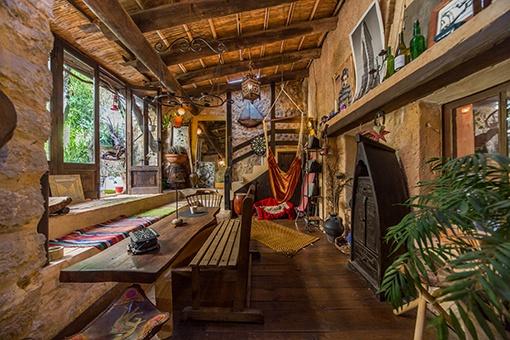 Maison à Selva