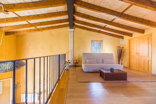 Gallerie from the finca