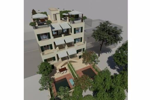 Appartement à Palma City