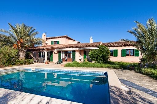 Villa à Palma Umgebung