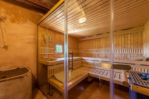 Own sauna