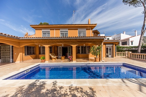Villa à Cala Mayor