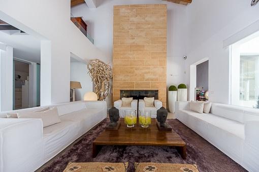 Unique living area