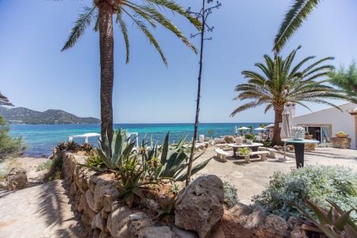 Unique mediterran sea views