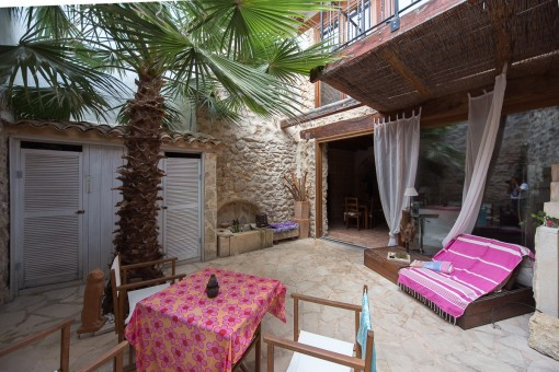 Wonderful town house in Arta