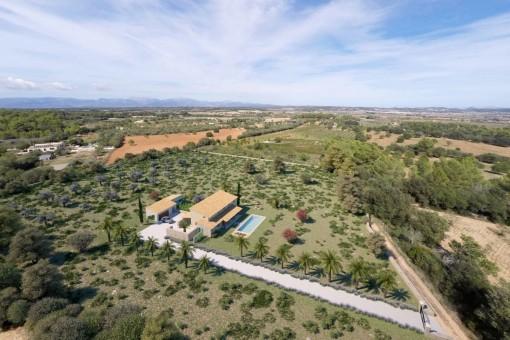 Villa à Algaida