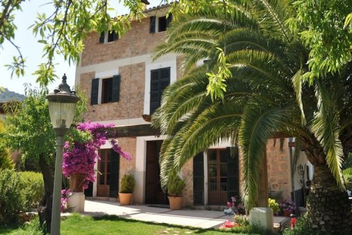 Magnificent traditional Mallorcan house in Soller