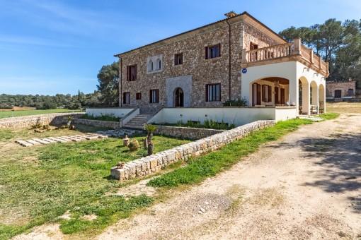 Cottage à Biniali