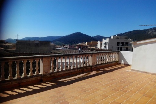 Completely renovated town house in Andraitx