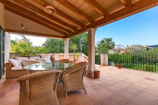 Charming, spacious family villa in Calvia