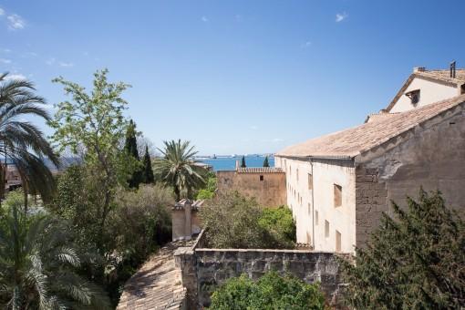 Maison à Palma de Mallorca Old Town louer