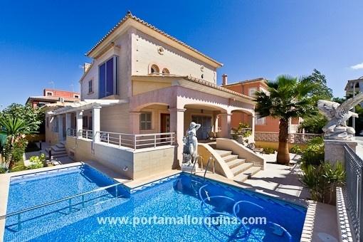 Villa à Playa de Palma louer
