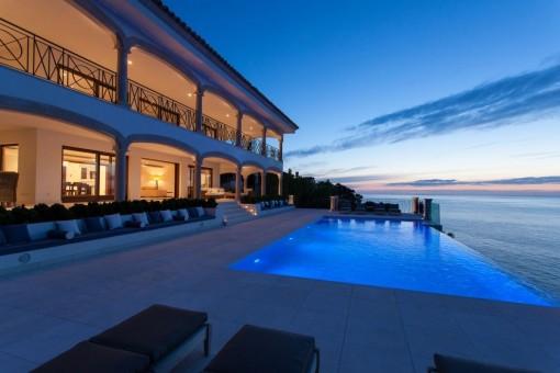 Villa à Puerto Andratx acheter