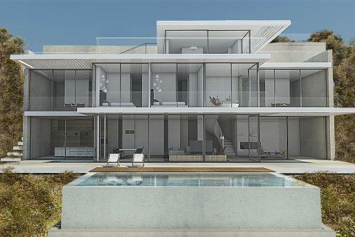Villa à Puerto Andratx