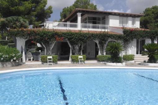 Villa à Sol de Mallorca louer