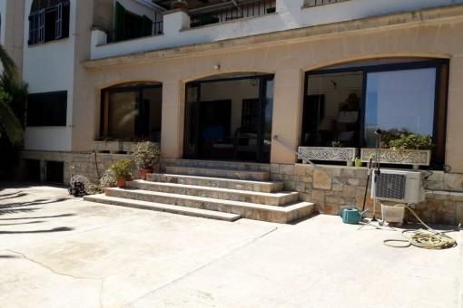 Ground floor apartment in Cas Catala