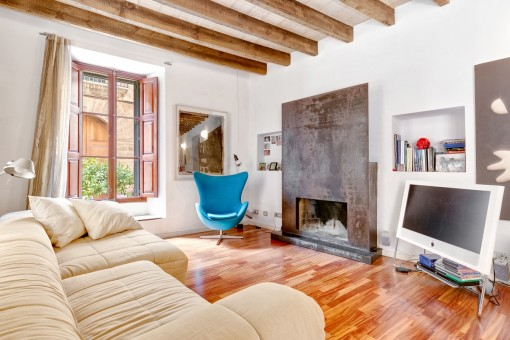Completely renovated old-town house in a quiet and central location in Soller