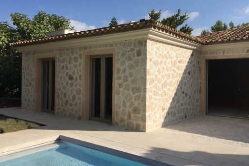 Comfortable luxury villa on one level in Santa Ponsa