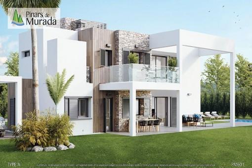 Maison à Cala Murada