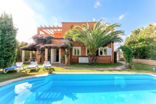 Villa à Cales de Mallorca