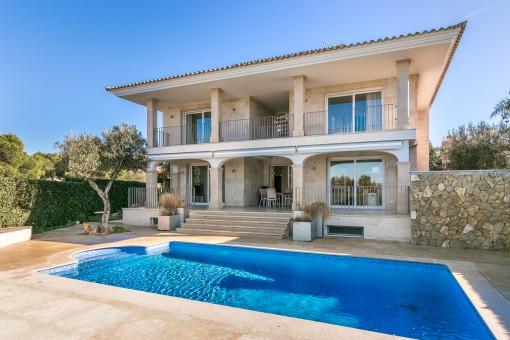 Villa à Son Veri Nou