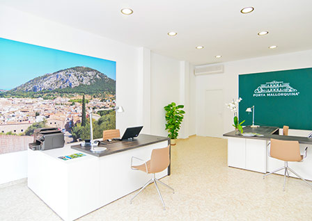 Büro in Pollensa