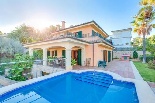 Maison à Palma Surroundings