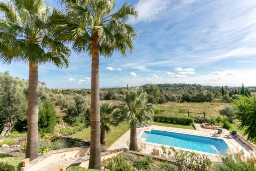 Natural-stone house with pool and touristic renting licence, surrounded by fantastic countryside in Selva