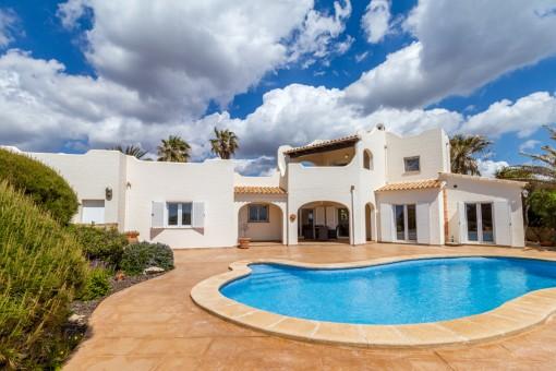 Villa à Vallgornera