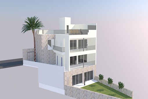 Maison à S'Alqueria Blanca