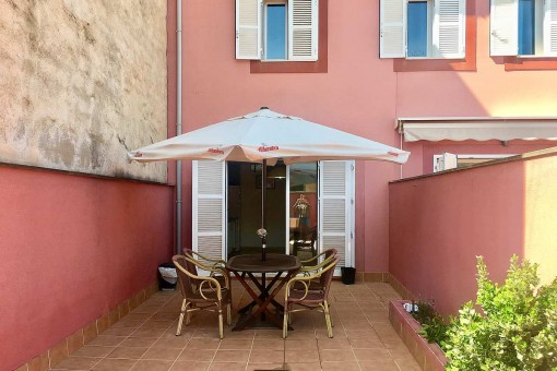 Newly built, nice detached house in Es Molinar