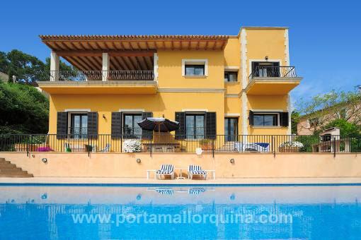 Villa à Puerto Pollensa