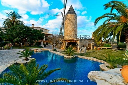Villa à Campanet