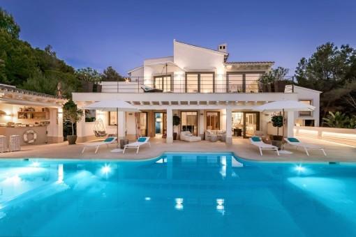 Villa à Santa Ponsa acheter