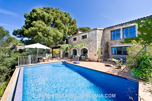 High quality cosy villa in Valldemossa