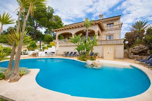 Villa à Font de sa Cala