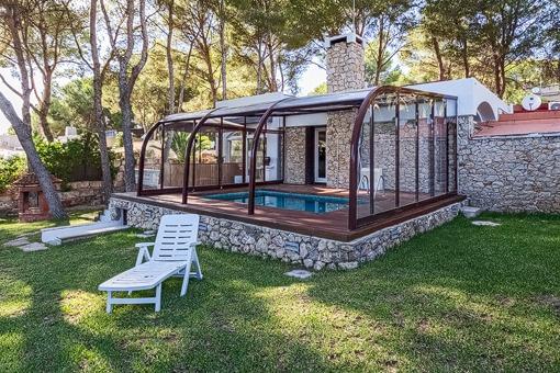Villa à Costa de la Calma