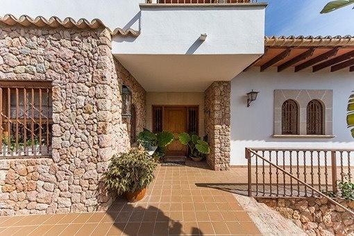 Villa à Inca