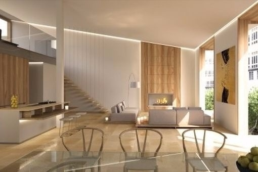 Superb new high-quality penthouse in the Old Town of Palma