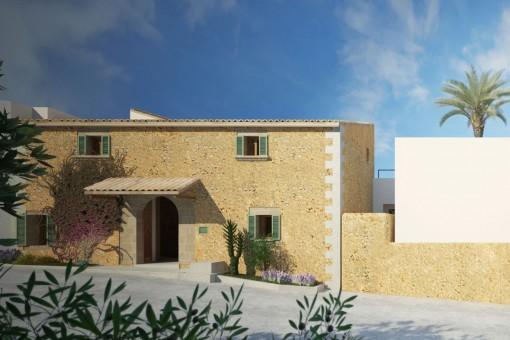 Maison à Santa Eugenia