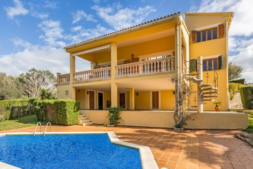 Villa à Bahia Azul