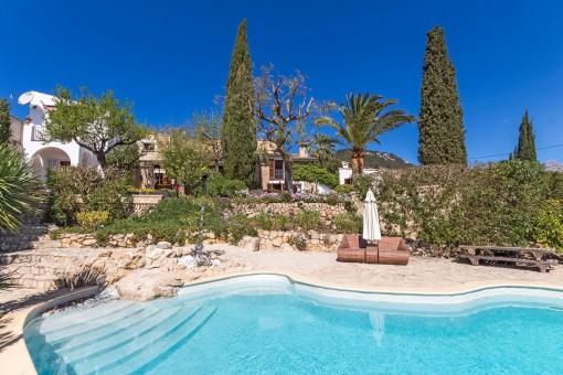 Cottage à Capdella