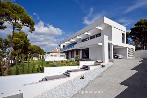 Villa à Cala Vinyas louer