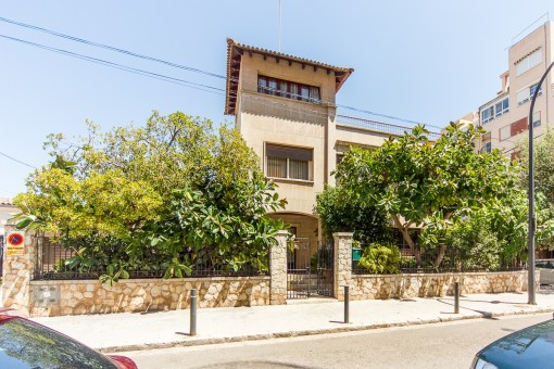 Spacious detached house in a quiet area in Can Pastilla